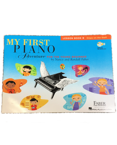 My First Piano Adventures - Lesson Book