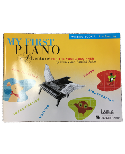 My First Piano Adventures - Writing Book