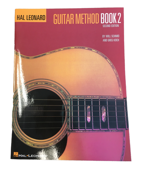 Guitar Method Book 2