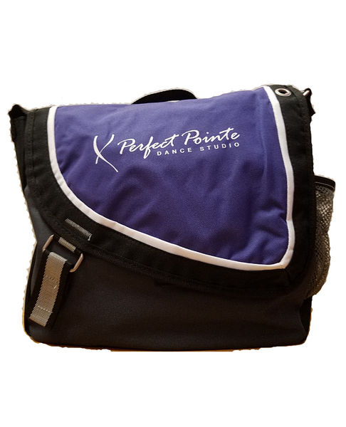 Perfect Pointe Messenger Bag