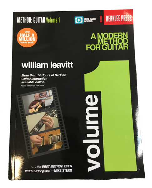A Modern Method for Guitar Vol 1