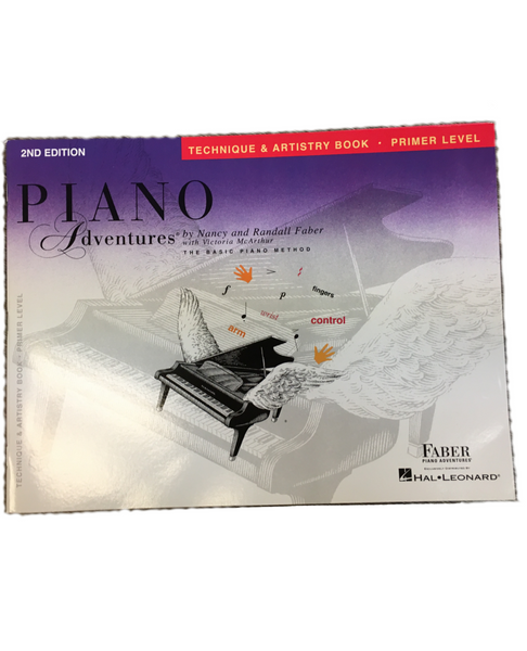 Piano Adventures - Technique & Artistry Book
