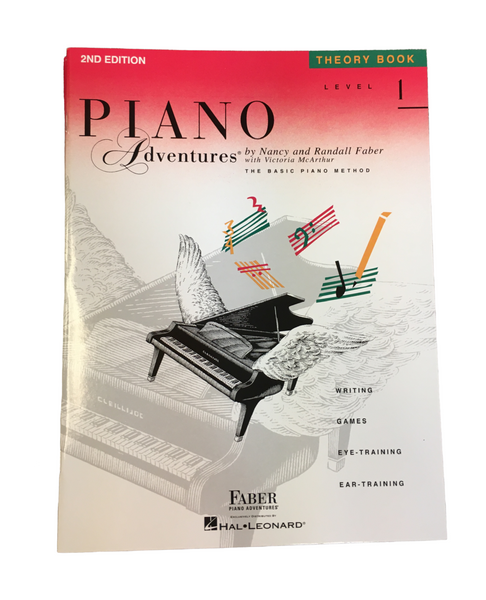 Piano Adventures - Theory Book