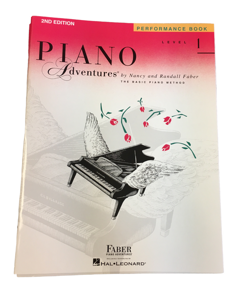 Piano Adventures - Performance Book