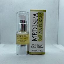 Load image into Gallery viewer, MediSpa White Tea Eye Gel