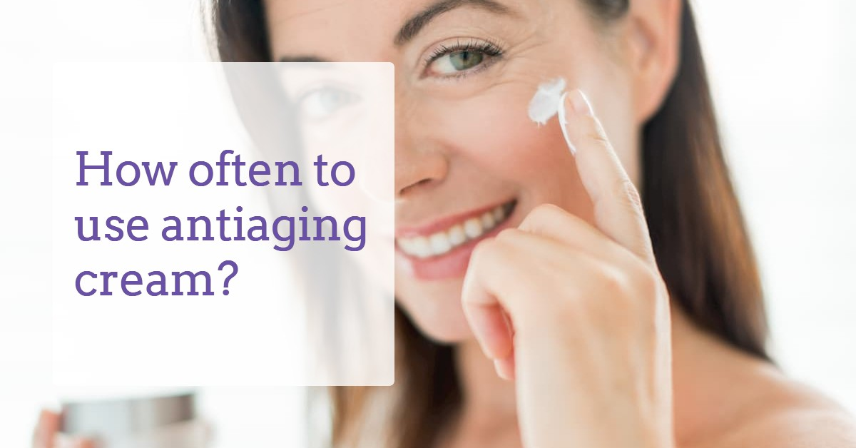 how-often-to-use-anti-aging-cream-derma