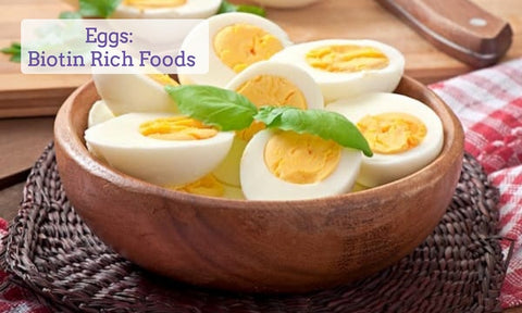 biotin-foods-for-hair-egg