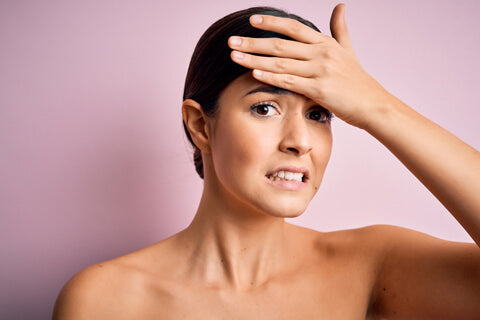 Mistakes you can do while doing 7 skin method