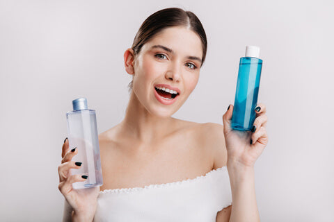 What toner should I use for the 7 skin method
