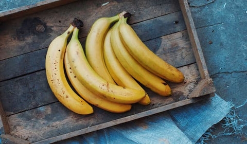 banana's for skin tightening Dermaessentia