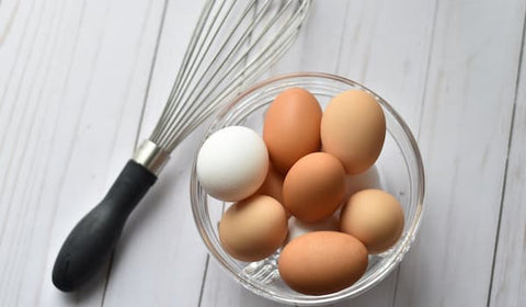Eggs for skin tightening Derma