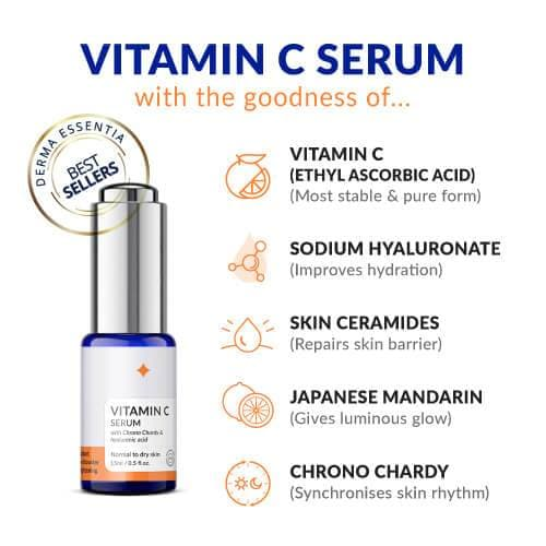Vitamin C Serum – 15ml