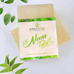 Neem Tulsi Soap (Pack of 2)