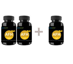 AFH- All for hair - Buy 2, Get 1 Free