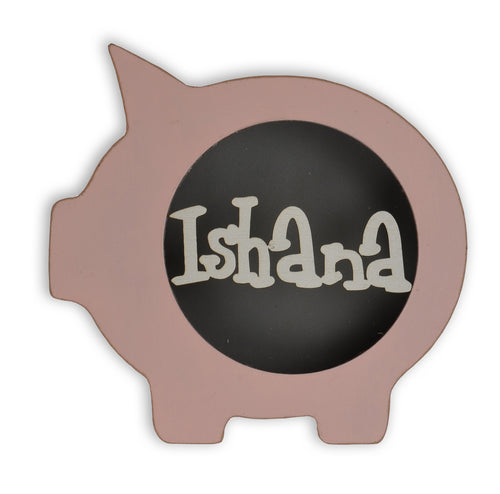 Personalized Piggy Money Box