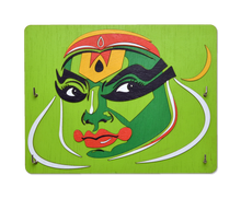 Load image into Gallery viewer, Kathak - Face Mask Hook