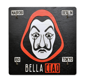 Bella Ciao - Personalized Face Mask Manager