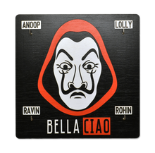 Load image into Gallery viewer, Bella Ciao - Personalized Face Mask Manager