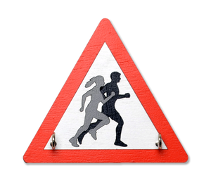 Road Running - Face Mask Hook