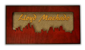Skyline Dawn Name Plate