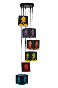 Nirvana 6-in-1 LED Pendant Lamp