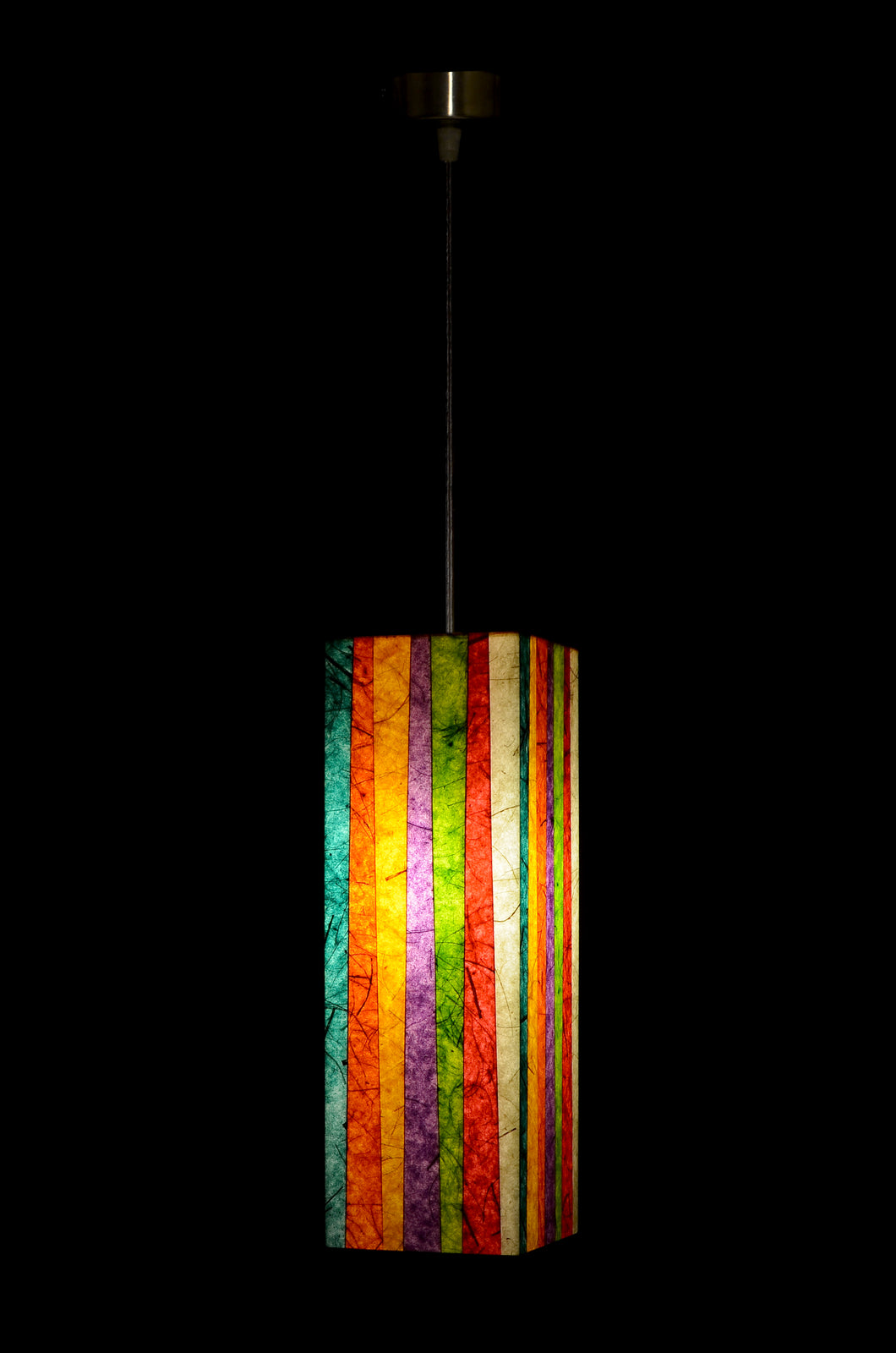 Simply Stripes LED Pendant Lamp