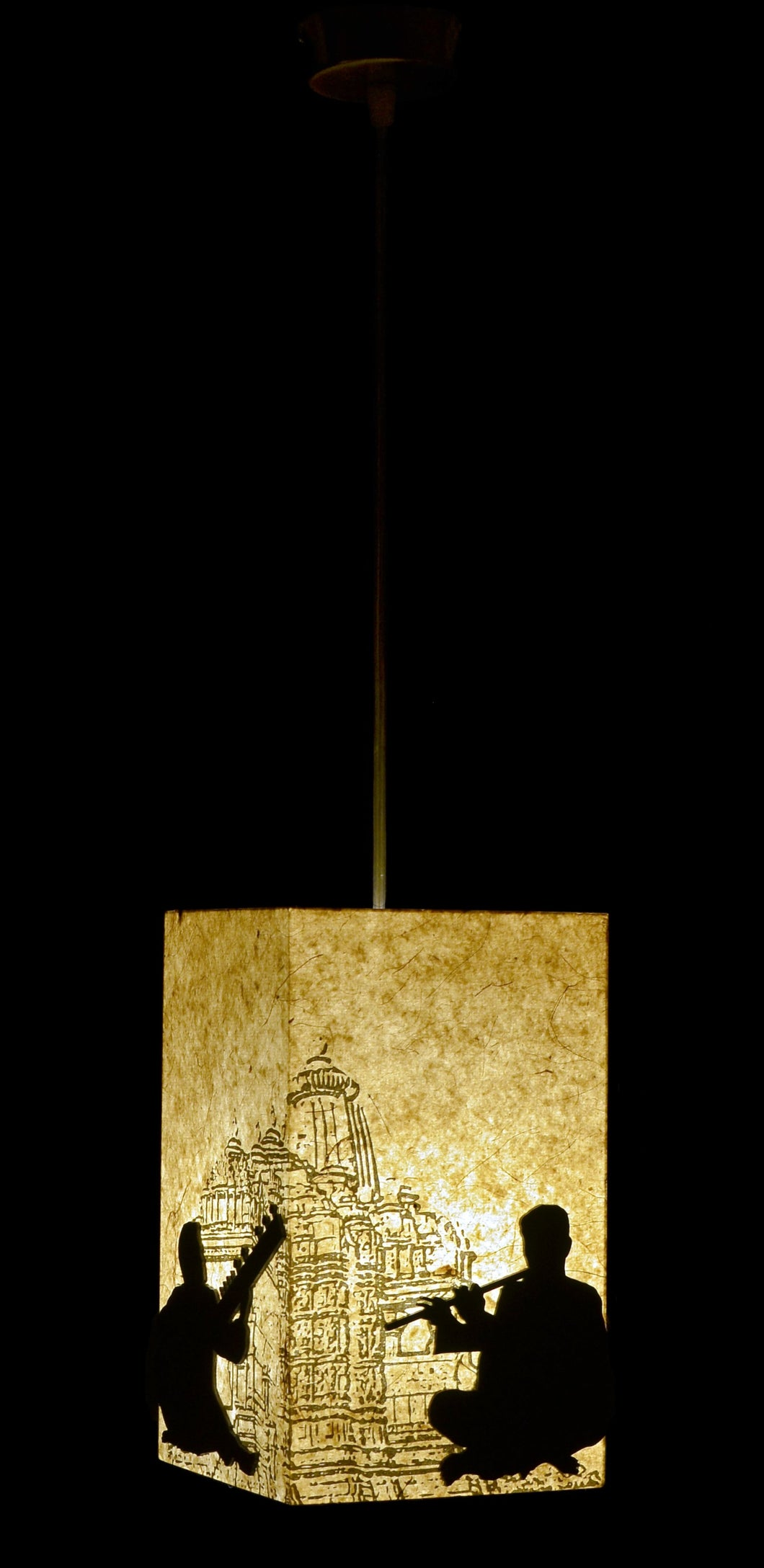 Indian Raga LED Pendant Lamp