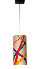 Load image into Gallery viewer, Twister Small LED Pendant Lamp