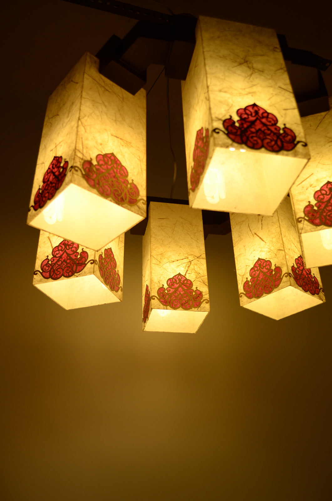 Indian Spice LED Pendant Lamp