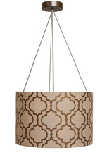 Load image into Gallery viewer, Moroccan Small LED Pendant Lamp