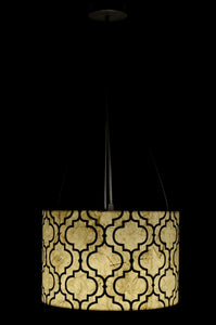 Moroccan Small LED Pendant Lamp