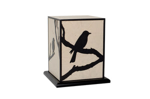 Love My Space Collection - Songbird LED Table Lamp