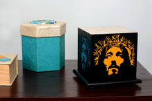 Load image into Gallery viewer, Love My Space Collection - Jesus LED Table Lamp