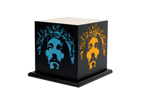 Love My Space Collection - Jesus LED Table Lamp