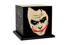Load image into Gallery viewer, Love My Space Collection - Why So Serious?  LED Table Lamp