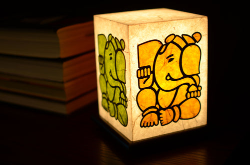 Love My Space Collection - Vigneshwar LED Table Lamp