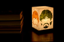 Load image into Gallery viewer, Love My Space Collection - Beatles Together LED Table Lamp