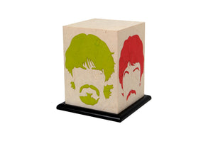 Love My Space Collection - Beatles Together LED Table Lamp