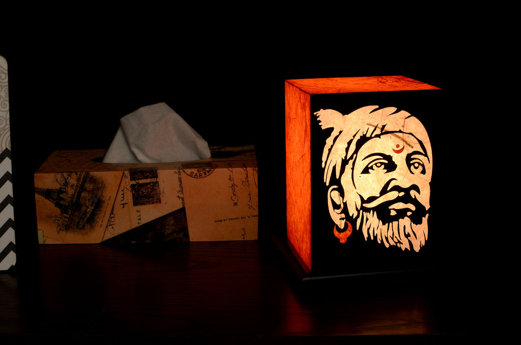 Love My Space Collection - Chhatrapati LED Table Lamp