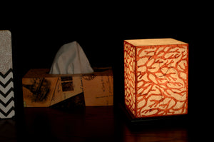 Love My Space Collection - Coral Island LED Table Lamp