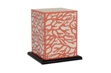 Load image into Gallery viewer, Love My Space Collection - Coral Island LED Table Lamp