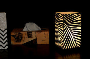 Love My Space Collection - Palm Beach LED Table Lamp