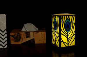 Love My Space Collection - Mayur Pankh LED Table Lamp