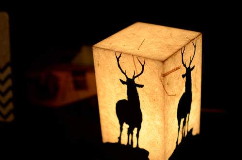Love My Space Collection - Royal Stag LED Table Lamp