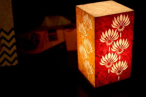 Love My Space Collection - Thistle LED Table Lamp