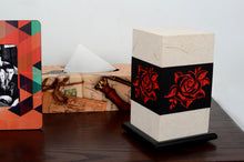 Load image into Gallery viewer, Love My Space Collection - Red Roses LED Table Lamp