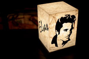 Love My Space Collection - Elvis LED Table Lamp