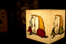 Load image into Gallery viewer, Love My Space Collection - Tuk Tuk LED Table Lamp