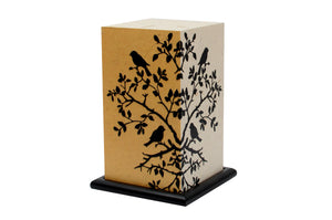 Love My Space Collection - Birdwatch LED Table Lamp