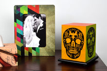 Load image into Gallery viewer, Love My Space Collection - Skull Candy LED Table Lamp